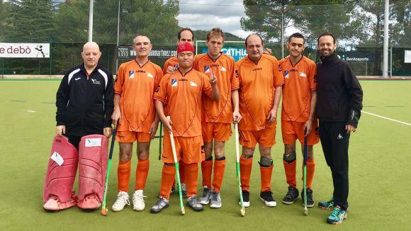 El Junior-Grup Catalonia participa a la primera edició de la Lliga BBVA Hockey Plus