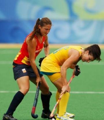 Júlia Menéndez i les seves companyes de la selecció espanyola es compliquen l'accés als Jocs Olímpics