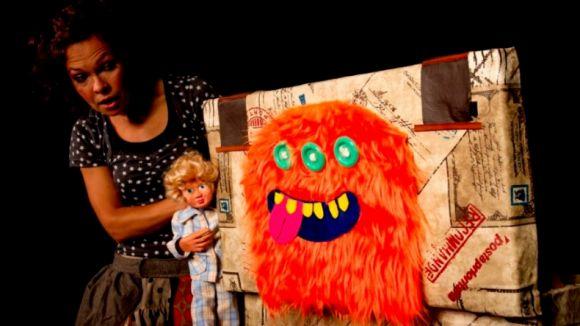 Un moment de la funció / Foto: Web Tanaka Teatre