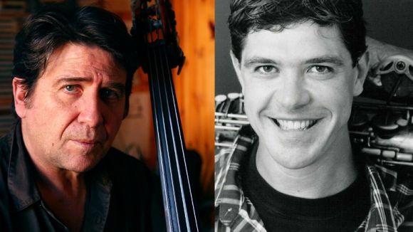 Horacio Fumero i Chris Cheek, avui a la plaça del Jazz de Festa Major