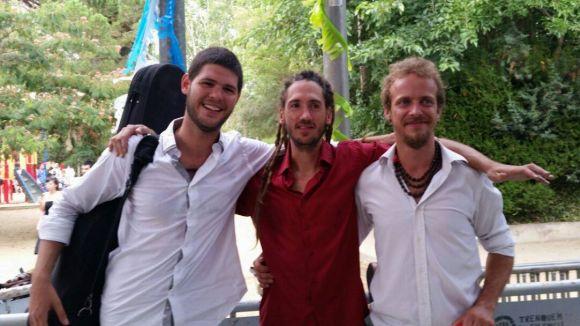 Els membres d'Horizonte Flamenco / Foto: Facebook de Jazzenviu