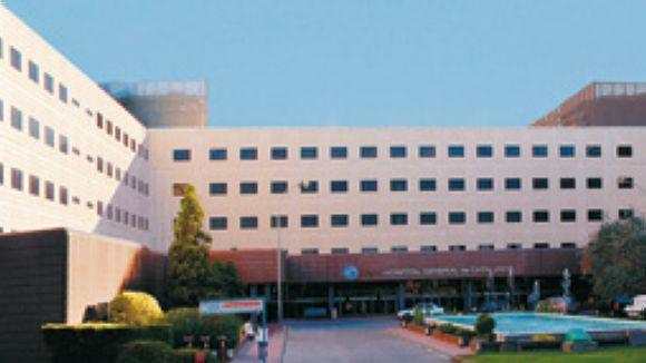 El dècim s'ha venut al quiosc del Capio Hospital General de Catalunya (HGC) / Font: Hgc.cat