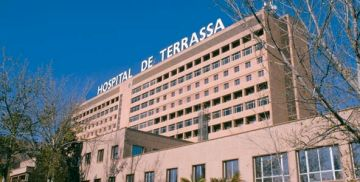 El pàrquing de l'hospital de Terrassa ja és de pagament