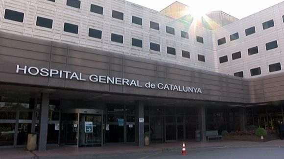Exterior de l'Hospital General de Catalunya