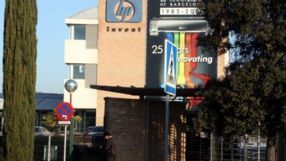HP augmentarà aquest any  la plantilla de la seu de Sant Cugat