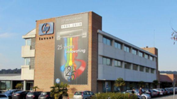 HP posa en marxa un laboratori d'innovació a La Salle Technova