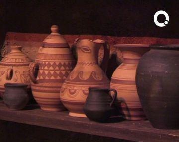L'exposició de la cultura ibera obre les portes a la plaça d'Octavià