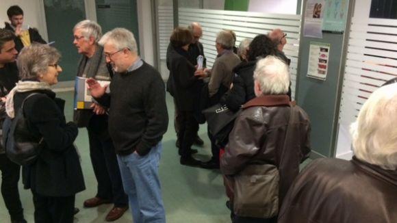 ICV-EUiA presenta 100 idees per retirar a CiU 'el patrimoni' de l'obra de ciutat