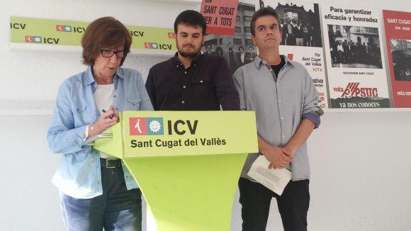 ICV obre el procés de recollida d'avals per elegir cap de llista de les eleccions