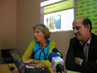 ICV-EUiA obre un blog ciutadà per denunciar 'el mal funcionament' de la recollida d'escombraries