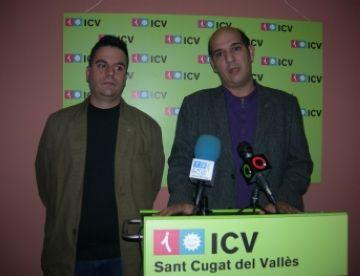 Calderon assumeix el càrrec de portaveu d'ICV amb una 'nova manera de fer generacional'