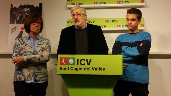 ICV-EUiA lamenta la manca d'unitat per crear la candidatura conjunta d'esquerres