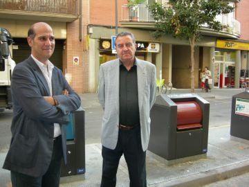 ICV-EUiA demana més facilitats a l'hora de dipositar la brossa als contenidors
