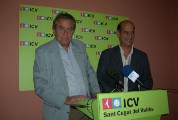ICV-EUiA demana la materialització de la policia 'de barri' a la ciutat