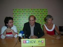 ICV-EUiA critica la 'manca de voluntat de l'equip de govern' en participació ciutadana