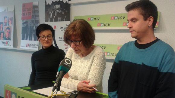 ICV avisa que la reforma municipal catalana posa en risc les competències locals