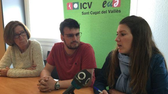 ICV-EUiA reclama una tarifació social completa dels preus públics a Sant Cugat
