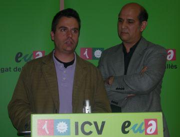 ICV proposa polítiques de seguretat de proximitat i participatives
