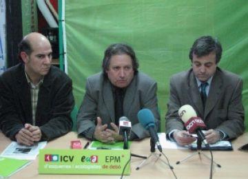 ICV-EUiA demana ajuts 'a fons perdut' per als Ajuntaments afectats per la ventada