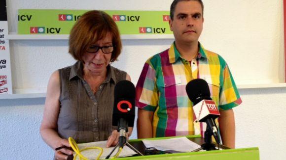 ICV-EUiA demanarà al ple la continuïtat de la Llei de la Dependència espanyola