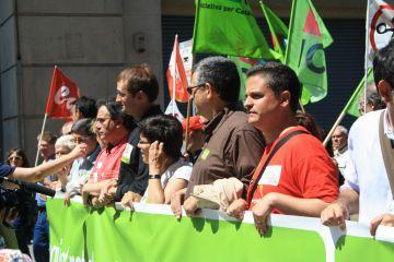 ICV-EUiA demana fer un 'front comú' des de l'Ajuntament en contra de les retallades