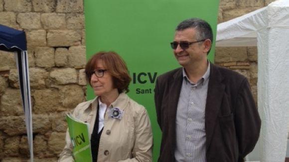 ICV insta Puig a deixar al marge els Mossos en els desnonaments