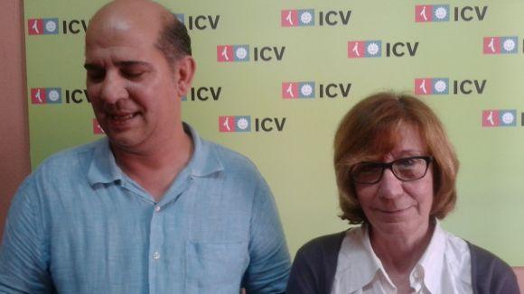 Democràcia i dignitat, pilars de la campanya electoral d'ICV-EUiA a Sant Cugat