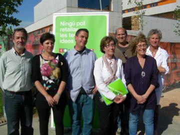 ICV-EUiA aposta per potenciar l'atenció primària i defensar l'estat del benestar
