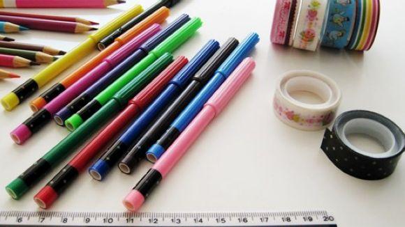L'augment de l'IVA avança la compra de material escolar a les grans superfícies