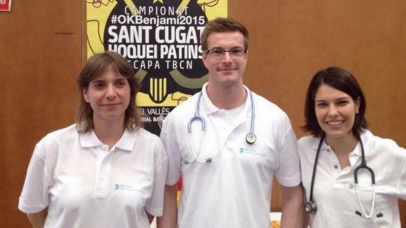 L'idcsalut col·labora amb el PHCSC al Campionat Territorial de Barcelona