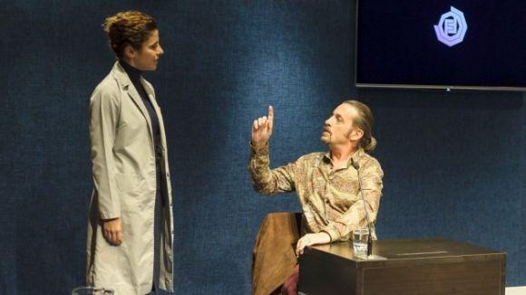 L'estupidesa humana vista per Casanovas arriba avui al Teatre-Auditori amb 'Idiota'