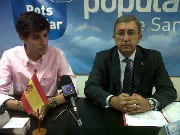 Ignacio Fuentes assumeix la presidència de Noves Generacions