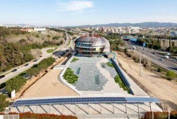 L'edifici d'iGuzzini a la ciutat, guardonat amb el premi d'arquitectura institucional del portal ArchDaily