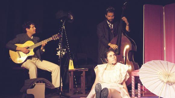 Imatge de l'espectacle 'Acluca els ulls' / Foto: Companyia Parpelles