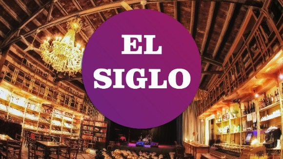 Concert-vermut a El Siglo: Marcelo Mercadante