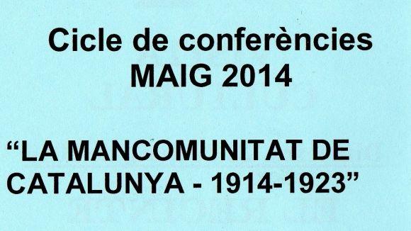 La Mancomunitat centra la programació de maig dels Amics de la Unesco