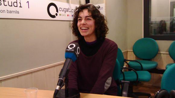 Olga Arnedo és la presidenta de la fundació NEC i directora directora de l'escola CreaNova