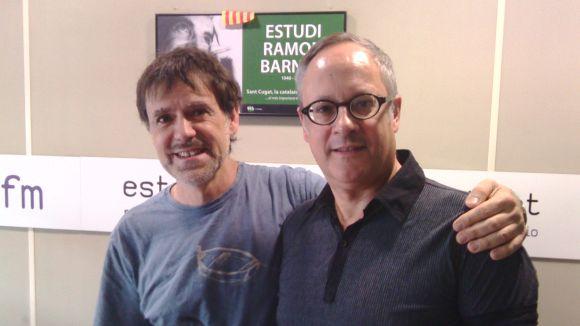Xavier Blanch i Jordi Ibáñez