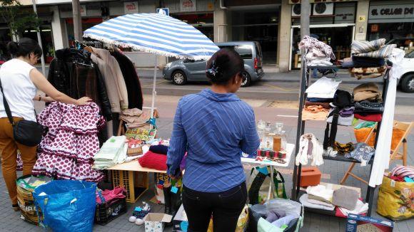 Els mercats de Pagès i de Segona mà es fan un forat entre els consumidors