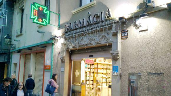 Les farmàcies reclamen que la Generalitat els pagui el deute de 330 milions