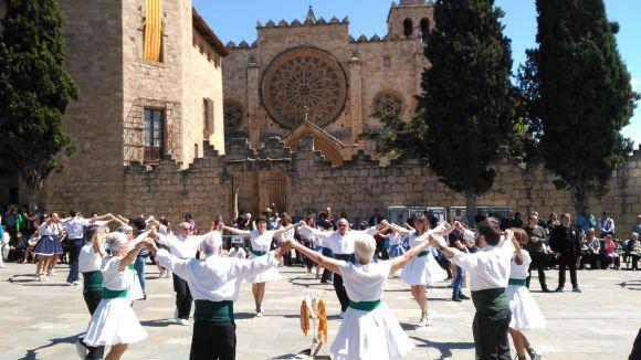El Concurs de Colles Sardanistes de Sant Cugat aspira a convertir-se en un referent
