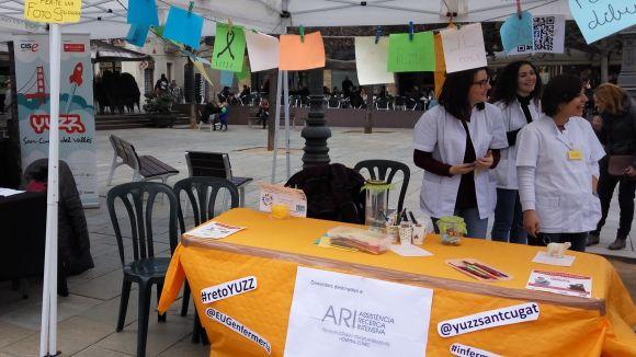 Un projecte per recaptar diners per a la leucèmia guanya el 'Repte dels cinc euros' de Yuzz