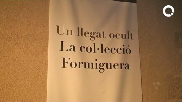 'El llegat ocult' de Pere Formiguera s'exposa al Museu del Monestir