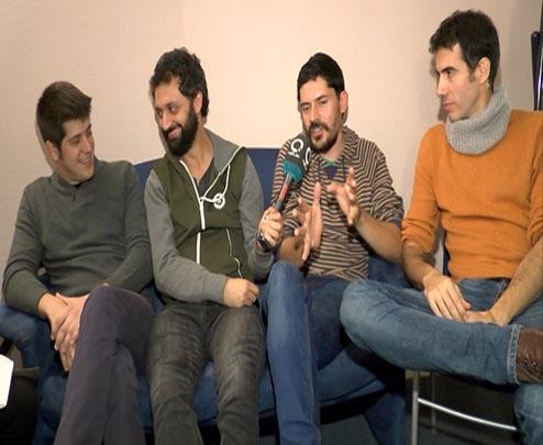 Entrevista Els Amics de les Arts