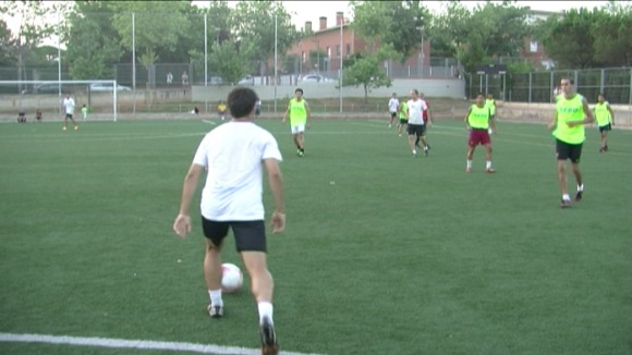 El torneig de futbol 7 i la petanca animen la Festa Major de Mira-sol