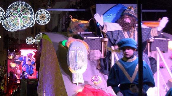 Cavalcada de Reis del centre de Sant Cugat