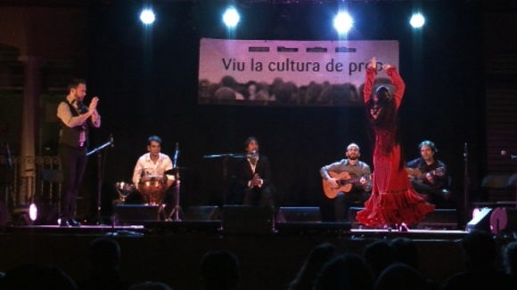 Flamenc a la fresca