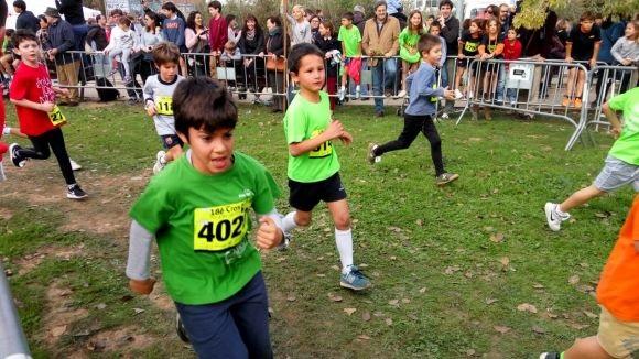 El Cros Ciutat de Sant Cugat estableix un nou rècord de participants