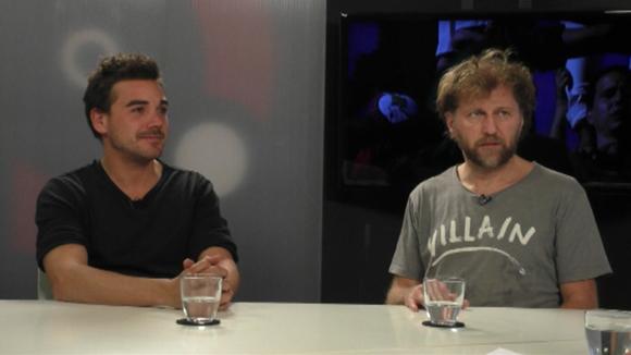 Els castellers fan balanç de la temporada en una entrevista a Cugat.cat