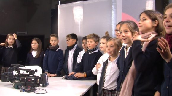 Alumnes 5èA de primària Escola Santa Isabel